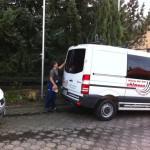 Ein sauberes Fahrzeug ist das A&O.